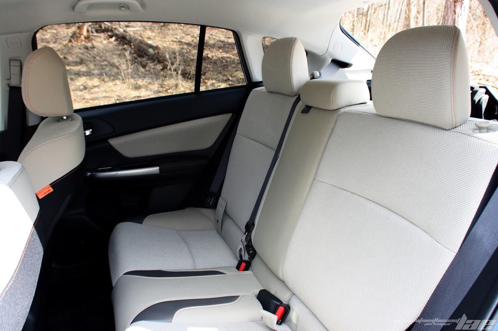Car Review 2017 Subaru Xv Crosstrek