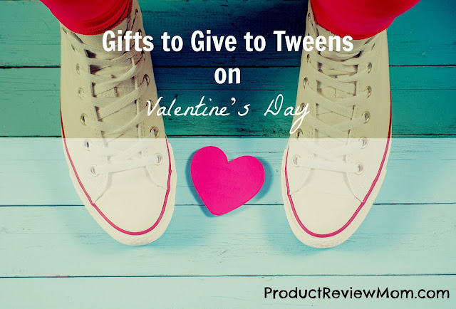 Gifts to Give to Tweens on Valentine's Day   via  www.productreviewmom.com
