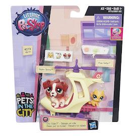 Littlest Pet Shop City Rides Pixie Petite (#219) Pet