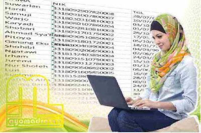 Artikel mengisi tanggal lahir Ayah dan Ibu secara otomatis di Aplikasi ARD ini merupakan t Mengisi Tanggal Lahir Ayah Ibu Secara Otomatis di ARD Madrasah