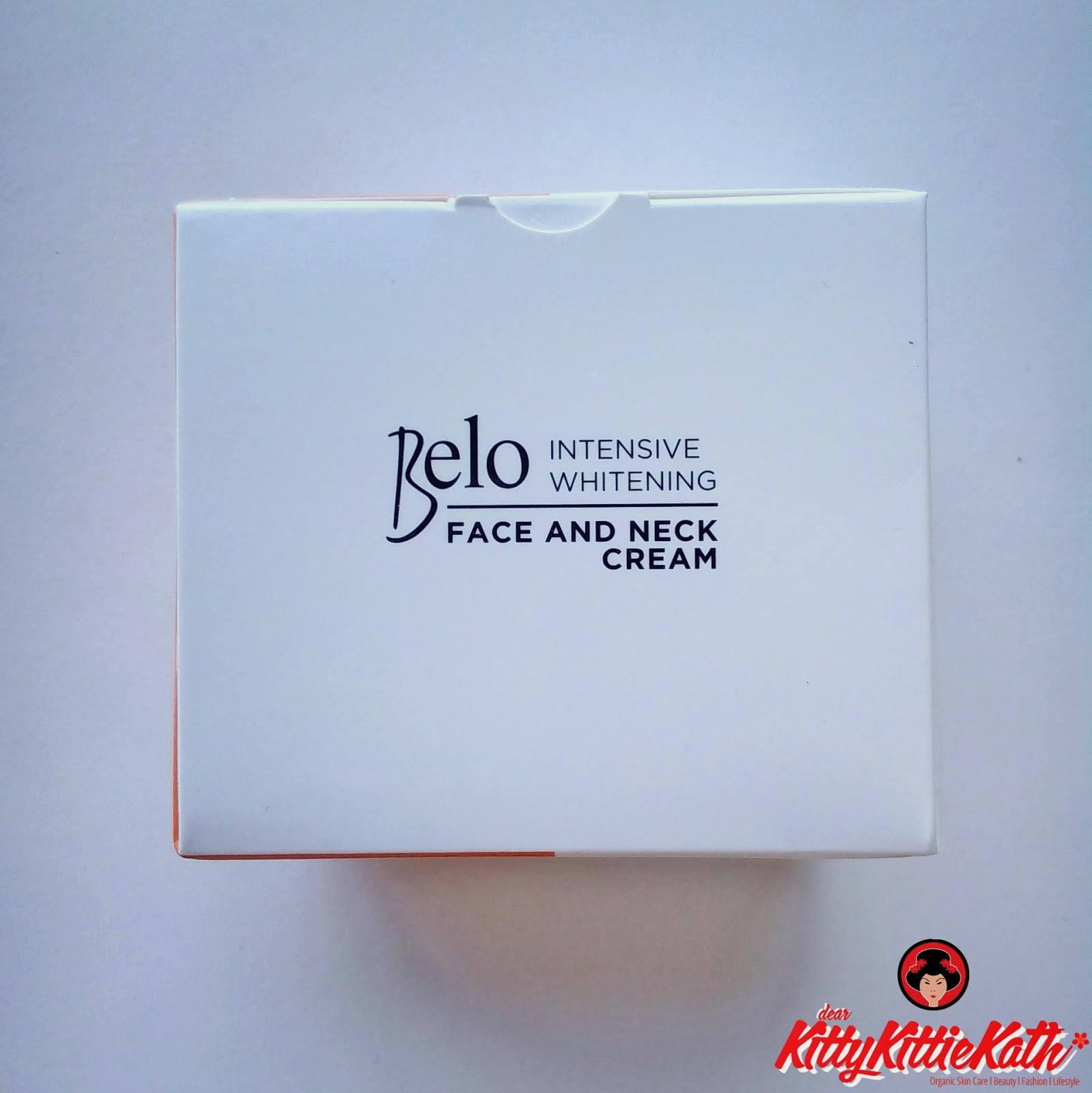 Product Review: Belo Intensive Whitening Kojic Acid +