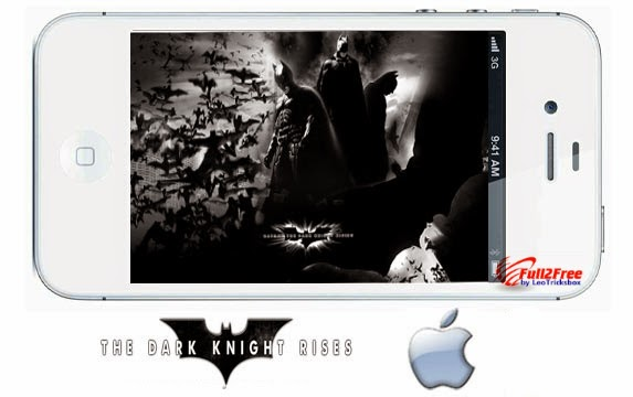 iOS Game : The Dark Knight Rises v1.0.5