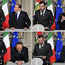 Berlusconi at center of impasse on forming Italy's new govt