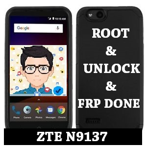 ROOT & FRP & UNLOCK ZTE N9137 Tempo - السلامي للمعلوميات