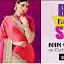 Voonik Big Fashion Sale on Designer Saree