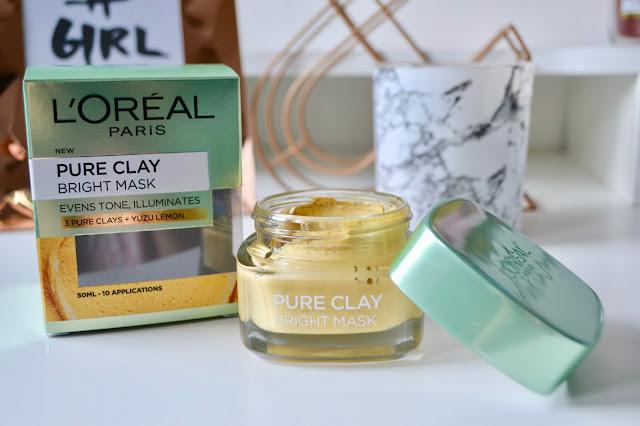FREE L'Oreal Paris Pure-Clay Mask Sample