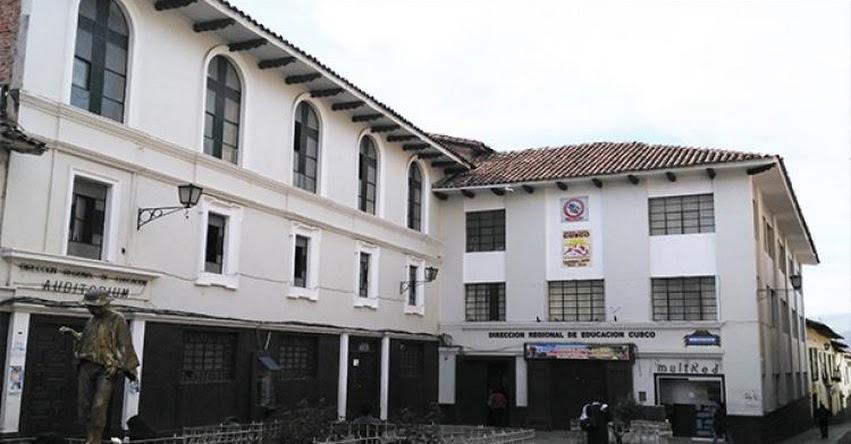 Clases escolares en Cusco concluirá el 14 de diciembre, informó la Dirección Regional de Educación