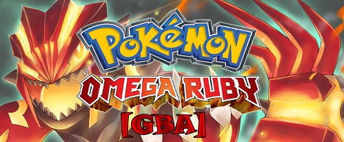 Pokemon Omega Ruby (GBA)