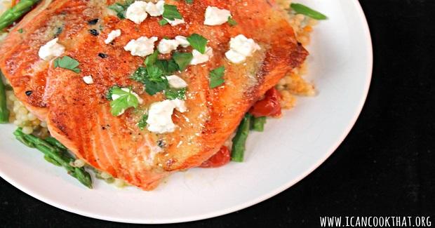 Grilled Citrus Salmon Recipe