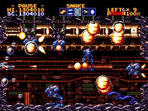 1CC Log for Shmups: Thunder Force IV (Mega Drive)