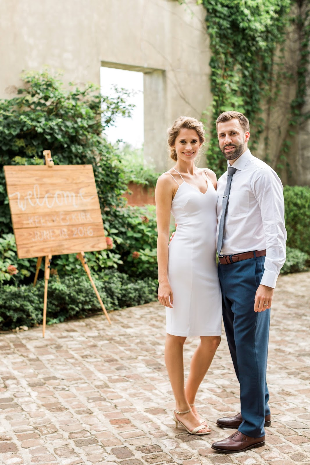 Fine-art wedding photography by Rustic White Photography. Featured in Book 1 of The Southeastern Bride magazine.