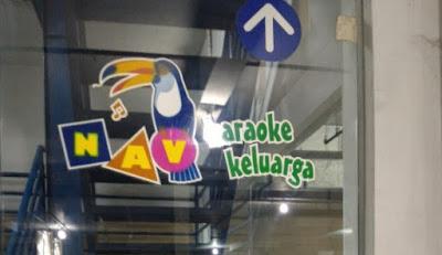 Harga Room NAV Ruko Bekasi Square Karaoke Keluarga