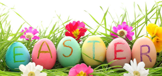 Easter Wishes 2019
