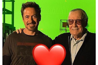 Profil Stan Lee Dan Superhero Marvel Ciptaannya