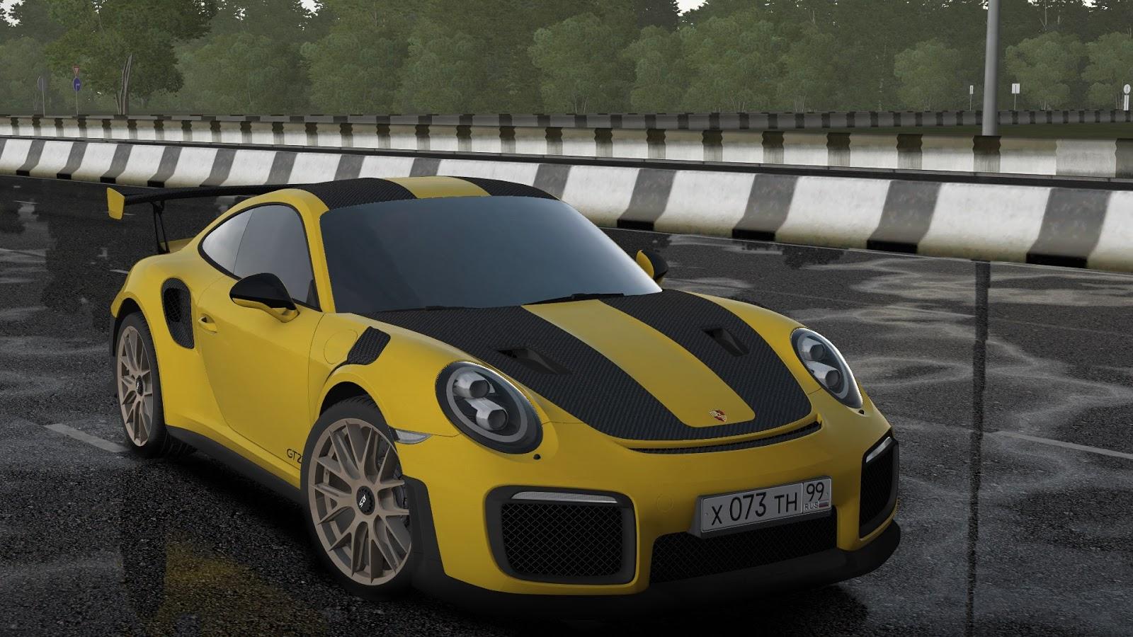 75cf72035c7 About City Car Driving 1.5.7 Car Mod 2018 Porsche 911 GT2 RS
