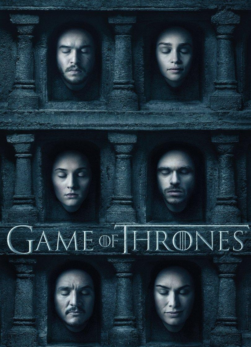 Game of Thrones [Season 6] [DVDR] [NTSC] [Latino]
