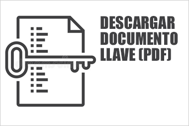 DOCUMENTO LLAVE