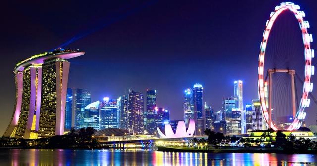 Tempat Wisata Terbaik di Singapura - Singapore Flyer