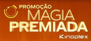 Promoção Kinoplex 2019 Magia Premiada Envelope Supresa - Prêmios