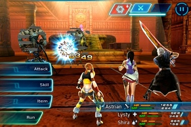 Download Game Android Eternal Legacy APK+DATA