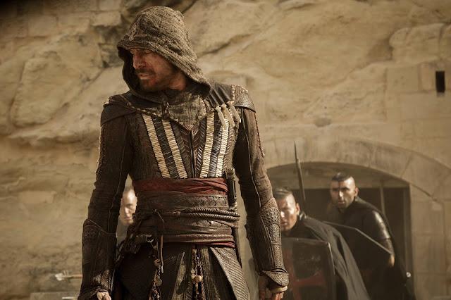 Nuevas imágenes de la película de Assassin's Creed
