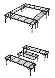 キャンパーズコレクション タフライトファイアープレイステーブル