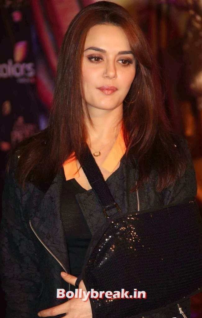 Preity Zinta, Colors Tv 3rd Golden Petal Awards