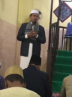 Ini Pesan dan Harapan Ustadz Al Asy'ari Sag, MSi, Kepada Jama'ah Haji Yang Baru Pulang Dari Mekkah