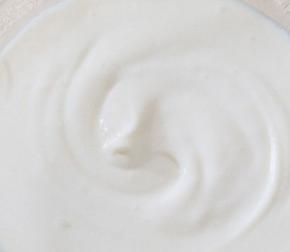 Yogurt Facial (face) Mask