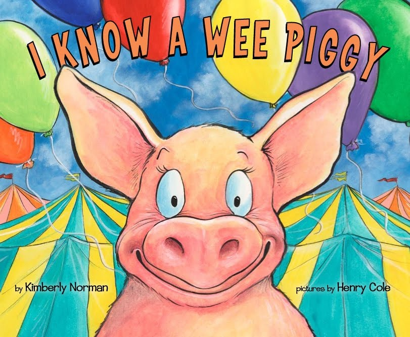 MY LATEST BOOK: I KNOW A WEE PIGGY!