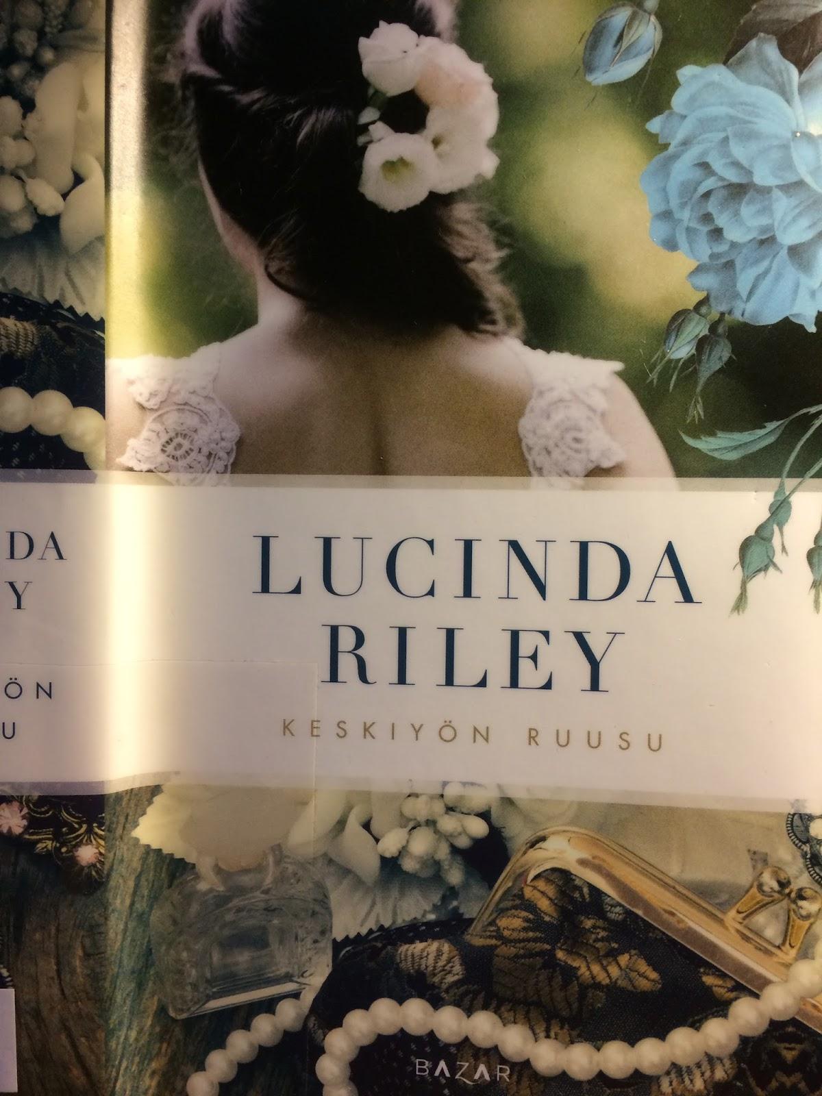 Lucinda Riley Kirjat