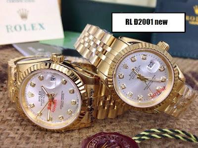đồng hồ nữ rolex đ2001
