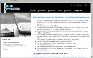 Offline Downloader Cracked Free Download for PC