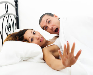 Caught the wife cheating - again