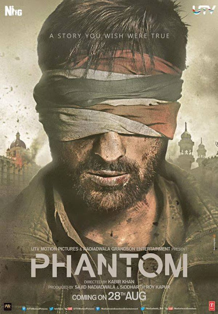 Phantom Saif Ali Khan First Look