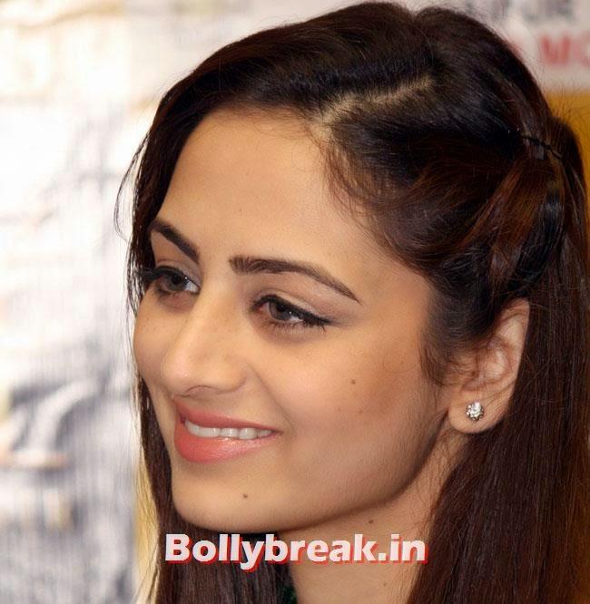 Zoya Afroz, ex Miss India Zoya Afroz at XPOSE Press Conference