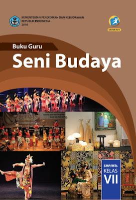 Buku Seni Budaya Revisi 2016 Kurikulum 2013 Kelas 7 SMP-MTs