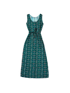 Ace & Jig Emerald Slipper Dress