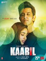 Kaabil 2017 Hindi 720p HDRip x264 1GB Full Movie Download