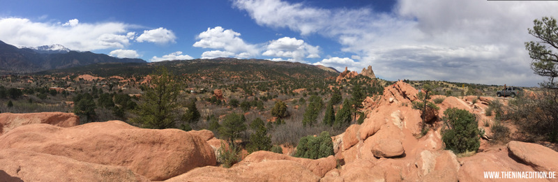 Colorado Springs - Garden of the Gods