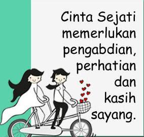 Gambar DP BBM Kata Kata Cinta Paling Romantis Terbaru
