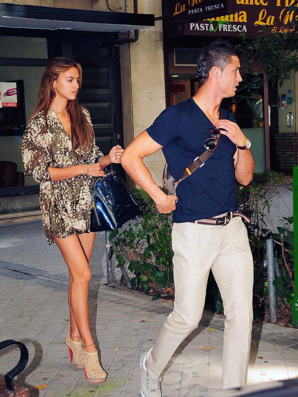 La Miss Chichi Irina Shayk S Style