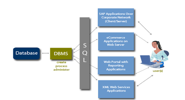 Image Result For Which Computer Application Is An Example Of A Dbmsa