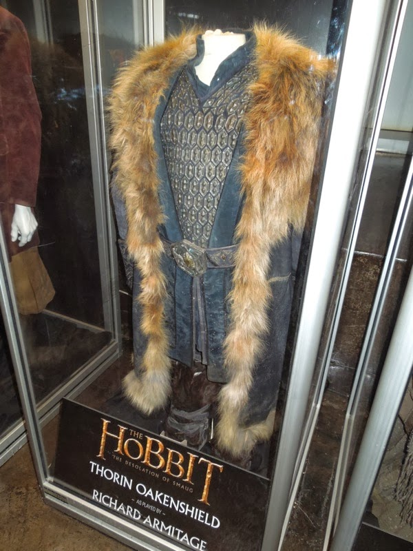 Dwarf Thorin Oakenshield Hobbit Desolation of Smaug costume