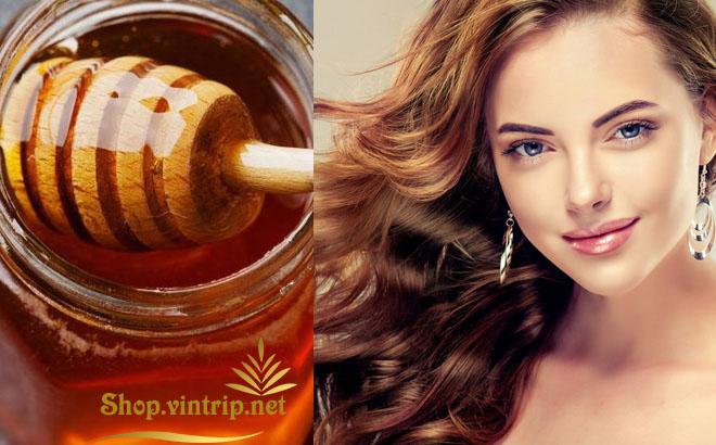 7 thực phẩm ngăn ngừa rụng tóc hiệu quả. Mật ong cải thiện rụng tóc rõ rệt