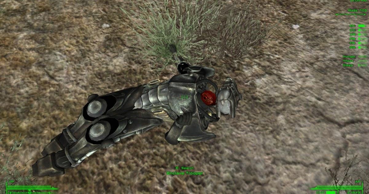 Fallout 3 Weapon Mod Kits