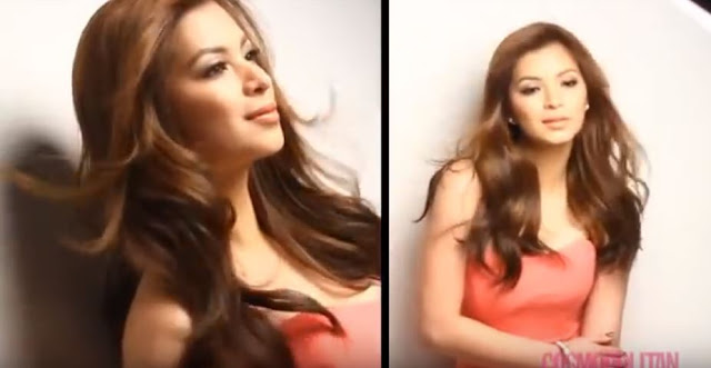 Four Years Ago, Angel Locsin Became Cosmopolitan's Cover Girl For Its 17th Anniversary Issue