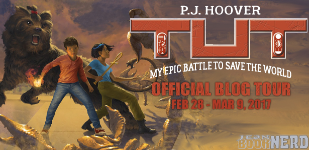http://www.jeanbooknerd.com/2016/12/tut-my-epic-battle-to-save-world-by-pj.html