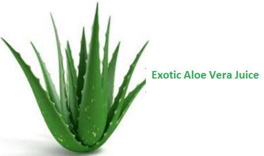 Exotic Aloe Vera Juice