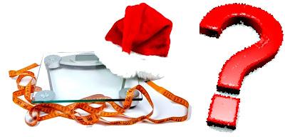 Diciembre navidad engordar subir peso